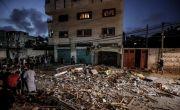 Jalur Gaza Membara, Korban Tewas Warga Palestina Tambah Menjadi 28 Orang