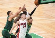 Kalahkan Boston Celtics, Miami Heat Pastikan Tiket Playoff NBA