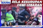 Viral Video Pemudik Pura-Pura Kesurupan saat Disuruh Putar Balik, Selengkapnya di iNews Siang Rabu Pukul 11.00 WIB