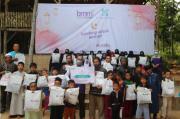 Melalui Program Sandang untuk Bestari, El Foundation-BMM Salurkan Busana Elzatta kepada 47 Pesantren