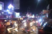 Malam Takbiran Bandung Padat Kendaraan, Banyak Warga Mudik ke Wilayah Satelit