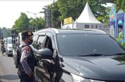 Tak Miliki Surat Perjalanan, Puluhan Kendaraan Diputarbalikkan di Pos Prambanan