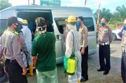 Penumpang Bus Ditemukan Positif COVID-19, Satu Ambulans Diamankan