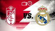 Preview Granada vs Real Madrid: Jaga Api Perburuan Gelar