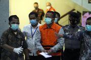 Dijenguk di Rutan KPK, Edhy Prabowo Minta Anak-anaknya Tetap Semangat