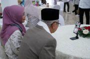 Silaturahmi Daring, Jokowi Curhat ke Maruf Amin Lebaran Tak Ditemani Anak-anaknya