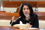 Legislator Golkar Ungkapkan Pengalaman Idul Fitri Pertama sebagai Istri