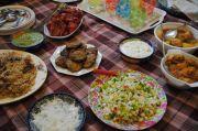 Tips Sehat Berlebaran, Kurangi Porsi Nasi dan Hindari Terlalu Banyak Makanan Berminyak