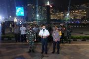 Pantau Malam Takbiran di Ibu Kota, Anies : Malam Ini Alhamdulilah Terkendali
