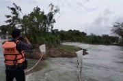 Legislator DPRD Sulsel Desak Perbaikan Jalan Rusak Akibat Arus Sungai di Wajo