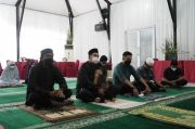 Hindari Penyebaran Virus Covid-19, Abdul Hayat Salat Ied di Rujab