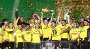 Borussia Dortmund Juara DFB Pokal 2020/2021 Usai Bungkam RB Leipzig