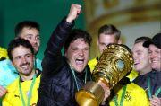 DFB Pokal, Trofi Perdana Edin Terzic di Borussia Dortmund