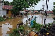 Hari Pertama Lebaran, BNPB Laporkan 5 Kabupaten di 4 Provinsi Terdampak Banjir dan Longsor