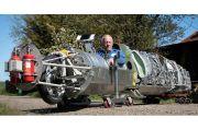 Siap Pecahkan Rekor, Guy Martin Akan Naik Motor Bertenaga Mesin Helikopter