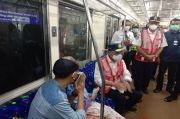 Tinjau Stasiun Manggarai, Menhub: Saya Minta KCI Lebih Profesional