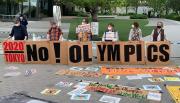 Warga Tokyo Layangkan Petisi Tolak Olimpiade 2020