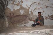 Dampak Perubahan Iklim, Lukisan Gua Berusia 45.000 Tahun di Sulawesi Rusak