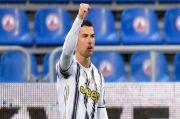 Mendes Tegaskan Ronaldo Enggak Bakal Mudik ke Portugal