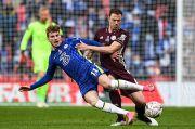 Babak I Chelsea vs Leicester City: Belum Tercipta Gol di Wembley