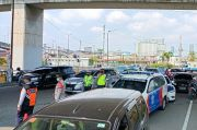 Pengunjung Ramai Ingin Masuk Ancol Bikin Kewalahan Petugas, Pintu Timur Sempat Dibuka