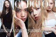Kembali Sapa Penggemar, Blackpink Nongol di Cover Majalah Vogue