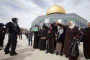 Postingan Serangan Israel terhadap Palestina di Al-Aqsa Otomatis Dihapus