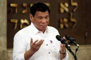 Tak Takut Dibunuh China, Duterte Ogah Tunduk soal Laut China Selatan