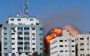 Rudal Israel Ratakan Gedung Media di Gaza, Termasuk Al Jazeera dan AP