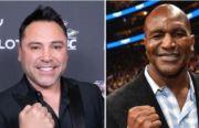 Oscar De La Hoya Lawan GSP? Holyfield Jajal Penghancur Tyson