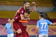 Redam 10 Pemain Lazio, Roma Kuasai Derby della Capitale