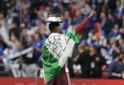 Pemain Muslim Leicester Gelar Aksi Bela Palestina Usai Juara Piala FA
