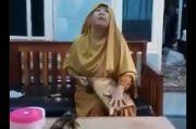 Video Emak-Emak Ngamuk ke Kurir Viral, Warganet: Gini Nih Ibu-Ibu Salah Pergaulan