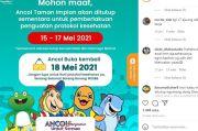 Ancol Buka Kembali 18 Mei, Netizen: Woi, Kalau Mau Tutup Ngomong Donk 3 Hari Sebelumnya