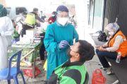 Pengendara Motor Test Antigen di Posko Penyekatan Bekasi, Dinkes: Tak Ada Hasil Reaktif