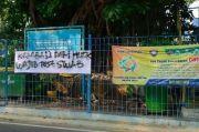 Spanduk Larangan Terima Pemudik Mulai Menjamur di Jakarta