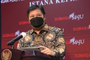 Random Test Covid-19 di 21 Titik, Airlangga: Perjalanan di Pulau Jawa Menuju Jakarta
