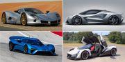 Ini Dia Mobil Listrik Terkencang di Dunia Berdasarkan Spesifikasi