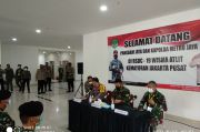 Cegah Klaster Arus Balik, Kapolda Metro dan Pangdam Jaya Tekankan Screening Covid-19