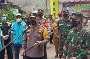 Kapolda Metro Jaya dan Pangdam Tinjau Swab Gratis Bagi Pemudik di Sawah Besar