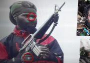 Dor! Komandan Pasukan Pintu Angin Lesmin Waker Tewas Ditembak Aparat TNI-Polri