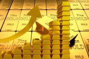 Cuan di Awal Pekan, Harga Emas Naik Rp4.000 per Gram