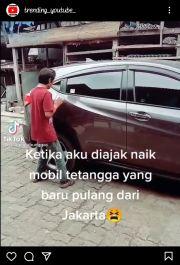 Kocak, Seorang Pria Kebingungan Temukan Handle Pintu Belakang Pilar C Honda HR-V