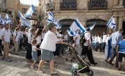 Cari Gara-gara, Pemukim Israel Kumpul Dekat Gerbang Damaskus ke Al Aqsa