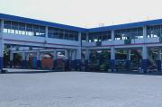 Hari Terakhir Larangan Mudik, Terminal Purabaya Terpantau Sepi