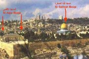 Masjid Kubah Emas Sering Dikira Masjid Al-Aqsha