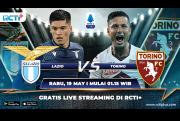 Live Streaming RCTI Plus: Lazio vs Torino