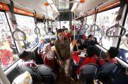 Setelah Libur Lebaran Operasional Transjakarta Kembali Normal Mulai Pukul 05.00-22.00 WIB