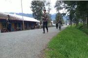 Pasukan Elit TNI-Polri Gelar Patroli Darat dan Udara di Distrik Ilaga Papua