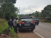 Polda Jambi Perketat Pemeriksaan Arus Balik di Jalur Perbatasan